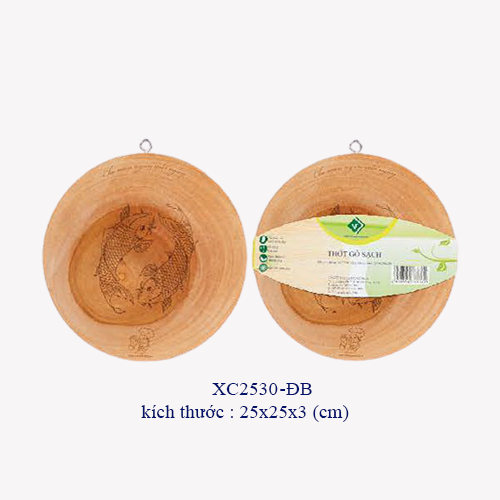 XC2530 Thot xa cu tron 25x25x3 cm 1