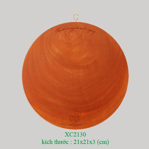 XC2130 Thot xa cu tron 21x21x3 cm no fish 1