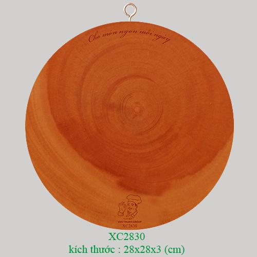 XC2830 Thot xa cu tron 28x28x3 cm no fish 1